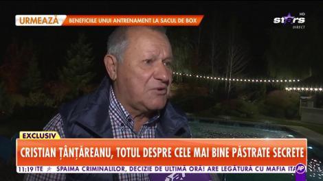 """Cristian Tânţăreanu a făcut un anunţ neaşteptat! """"Soția m-a părăsit"""""""
