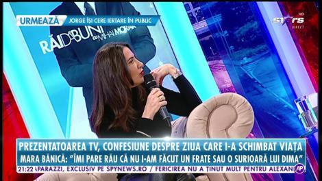 """Mara Bănică n-a dat petrecere de ziua ei! """"Mi-a părut rău că nu am organizat un party!"""""""