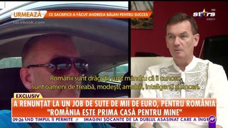 Interviu de senzaţie cu englezul care a făcut milioane de euro din imobiliare