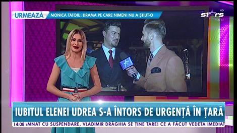Iubitul Elenei Udrea s-a întors de urgenţă în ţară. Afacerile lui Adrian Alexandrov sunt în pericol