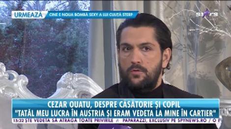 Cezar Ouatu vrea să ducă mai departe moştenirea de la tatăl său