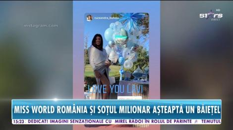 Party de milioane pentru românca căsătorită cu un celebru milionar american!