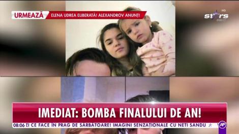 Imagini în premieră cu Patrick Borcea și copiii Alinei Vidican