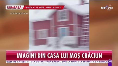Vedetele au plecat în Laponia, țara lui Moș Crăciun