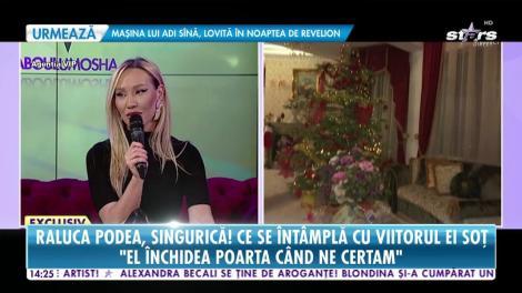 Raluca Podea, singurică la începutul anului! Ce s-a întâmplat cu viitorul soţ al blondinei