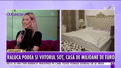 Raluca Podea și viitorul soț, casă de milioane de euro