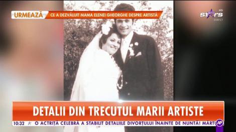 Maria Ciobanu a trăit un coșmar alături de Ion Dolănescu! Artista a dezvăluit totul abia cum! Motivul pentru care s-au despărțit