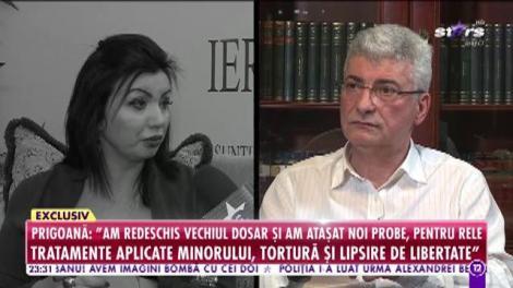 Silviu Prigoană şi Adriana Bahmuţeanu, faţă în faţă în scandalul momentului!