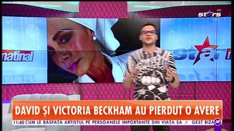 David şi Victoria Beckham, pierderi de aproximativ 26 de milioane de dolari