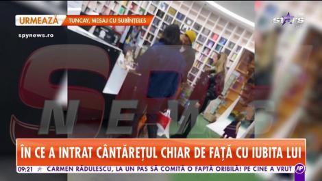 Cezar Ouatu a intrat în încurcătură din cauza unor cărţi