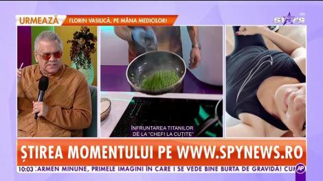 Andreea Marin, prima reacţie după interceptările Mihaelei Rădulescu!