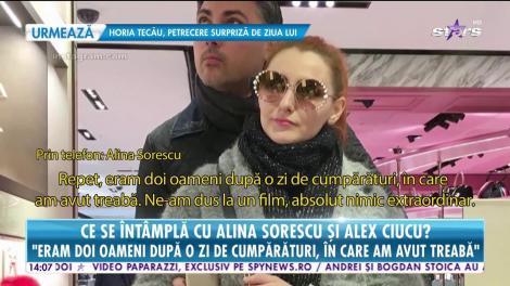 Alina Sorescu şi Alexandru Ciucu, unul dintre cele mai solide cupluri, probleme în paradis