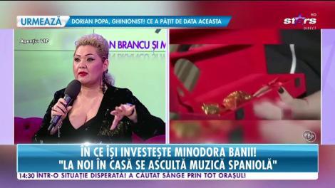 Minodora s-a răsfăţat într-o vacanţă în Spania! Uite în ce şi-a investit vedeta banii!