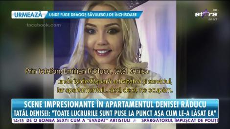 Detalii emoționante despre Denisa Răducu! Tatăl ei a dezvăluit ce se întâmplă cu locul în care ea și-a trăit ultimele zile – Video