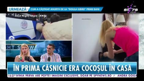 Marian Drăgulescu nu mai pare să fie cocoşul în casă, aşa cum era odată. Când vine vorba de decizii, Corina are ultimult cuvânt de spus