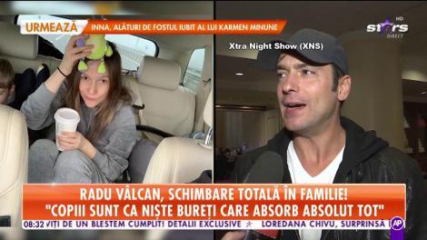 """Radu Vâlcan, schimbare totală în familie! """"Copiii sunt mai atașati de Adela"""""""