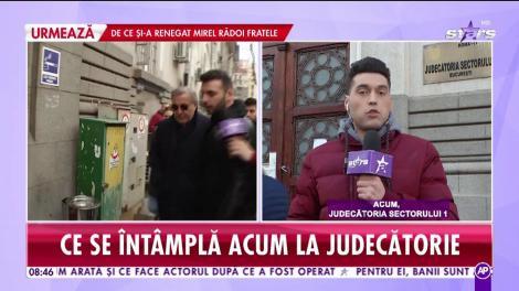 Ilie Năstase, din nou, în fața magistraților