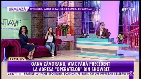 Oana Zăvoranu, prima apariție la tv după cea de-a noua operație estetică