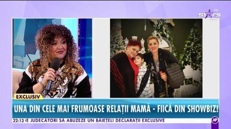 """Minodora, mesaj emoționant de ziua femeii care i-a dat viață: """"Mama împrumuta bani ca să merg la festivaluri"""""""