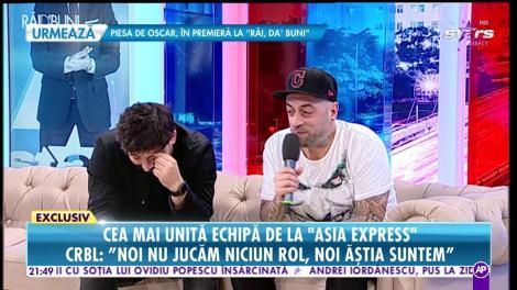 """Cea mai unită echipă de la """"Asia Express"""" CRBL: """"Aveam mai multe pretenţii de la Bianca Drăguşanu"""""""