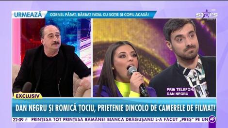 """Romică Ţociu, despre noul show """"Scena Misterelor"""": """"Surprizele pe care i le fac lui Negru nu le spun niciodată!"""""""