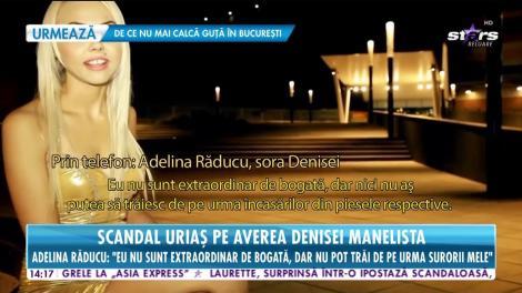 """Scandal uriaş pe averea Denisei Răducu. Emilian Răducu: """"E furt ceea ce au făcut ei"""""""
