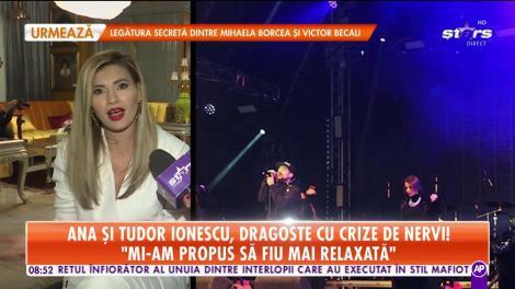 """Ana și Tudor Ionescu, dragoste cu crize de nervi: """"Mi-a spus că dacă îl părăsesc o să rămână singur"""""""