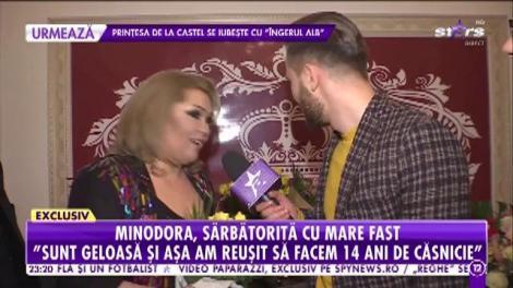 Minodora, petrecere extravagantă de ziua ei! Ce dorințe are artista