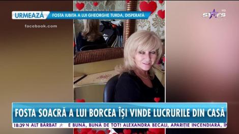 Mama Alinei Vidican și-a scos la vânzare mobila