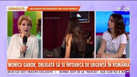 Irinel Columbeanu, executat silit! Monica Gabor, obligată să se întoarcă de urgență în România