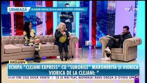 """Viorica de la Clejani are planuri mari: """"Sper că se căsătorească și Margherita"""""""