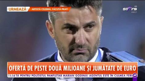 Tehnicianul Claudiu Niculescu a primit o ofertă de 2.5 milioane de euro!