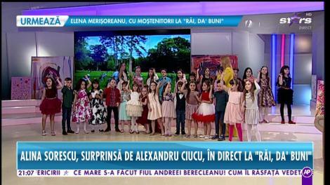 Alina Sorescu & Atelierul de Muzica Picii lu' Soreasca - E ziua ta, mămico