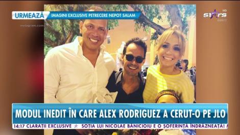 Modul inedit în care Alex Rodriguez a cerut-o în căsătorie pe Jennifer Lopez