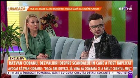 Răzvan Ciobanu, dezvăluiri despre scandalul în care a fost acuzat de furt: Am fost la el și am luat acasă o pereche de pantofi
