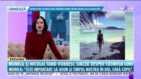 Monica şi Nicolai Tand, reguli de respectat în cuplu pentru a nu ajunge la certuri sau divorț
