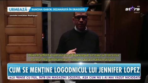 Cum se menține logodnicul lui Jennifer Lopez, Alex Rodriguez