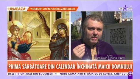 Buna Vestire, prima sărbătoare din calendar închinată Maicii Domnului