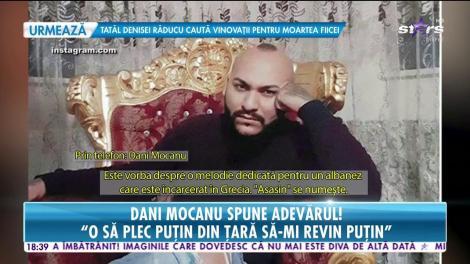"""Dani Mocanu pleacă din România! Manelistul a explicat și de ce va părăsi țara: """"Trebuia să o fac!"""""""