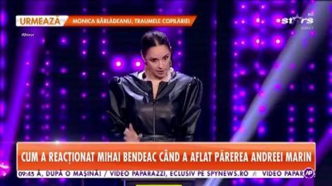 Andreea Marin dă de pământ cu vedetele din România!