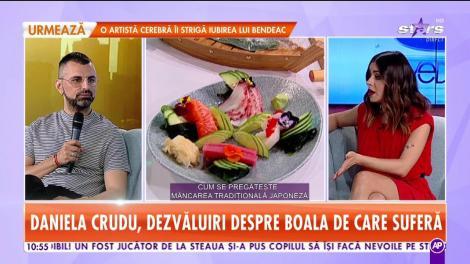 """Daniela Crudu, dezvăluiri despre boala de care suferă: """"Medicul mi-a zis că am probleme și la..."""""""