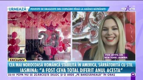 Românca maritată cu americanul care deține Statuia Libertății a devenit mămică: Îmi doresc mai mulți copii