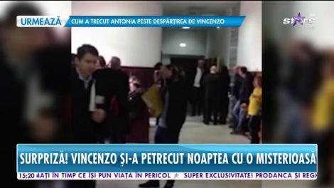 Vincenzo Castellano, adio relații asumate după despărțirea de Antonia