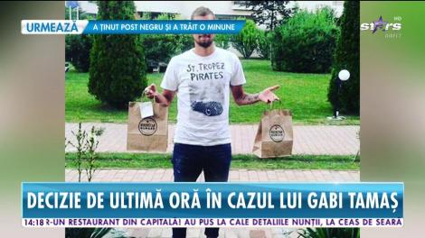Decizie de ultimă oră în cazul lui Gabi Tamaș! Ce mutare vrea să facă echipa sa