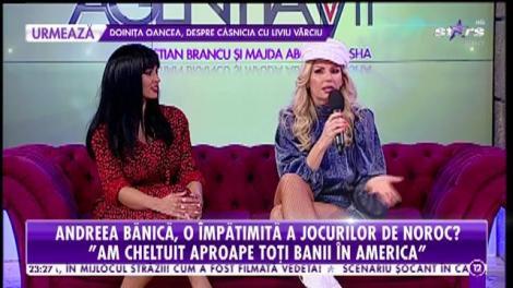 """Andreea Bănică, vacanță de vis în SUA! """"Am cheltuit toții banii în America"""""""