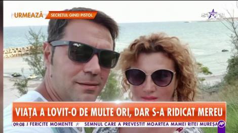 Mihaela Borcea şi iubitul, surprinşi la o cină romantică