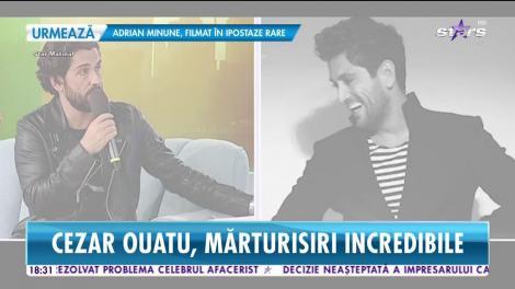 Cezar Ouatu, despre copil și nunta cu Andreea Vilău: Suntem pregătiți pentru următorul pas