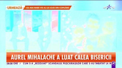 Imagini exclusive cu tatăl lui Connect-r. Ce gest a făcut Aurel Mihalache pentru fiul lui