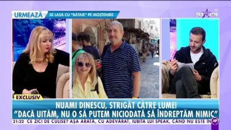 Confesiunea plină de emoţie! Nuami Dinescu, marea rugăminte din Săptămâna Patimilor: Și la mine bate depresia la ușă