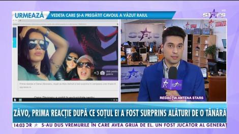 Oana Zăvoranu, prima reacție după ce soțul ei, Alex Ashraf, a fost surprins alături de o tânără